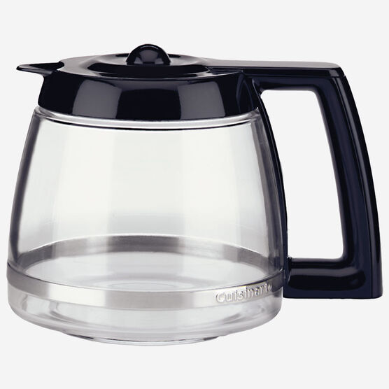 Black Replacement Carafe with Lid