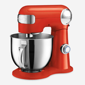 Precision Master 5.5-QT (5.2L) Stand Mixer - Cardinal Red
