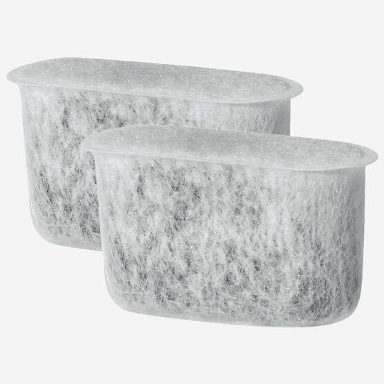 Filtre à eau au charbon pour cafetière (paquet de 2)