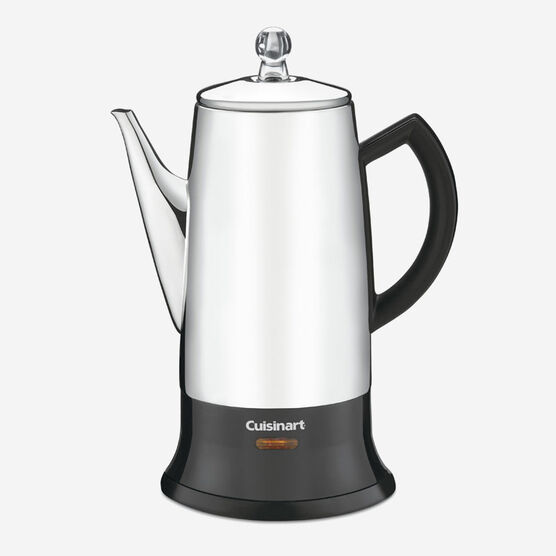 Refurbished Classic Cordless Percolator - 4 to 12 Cup Capacity
