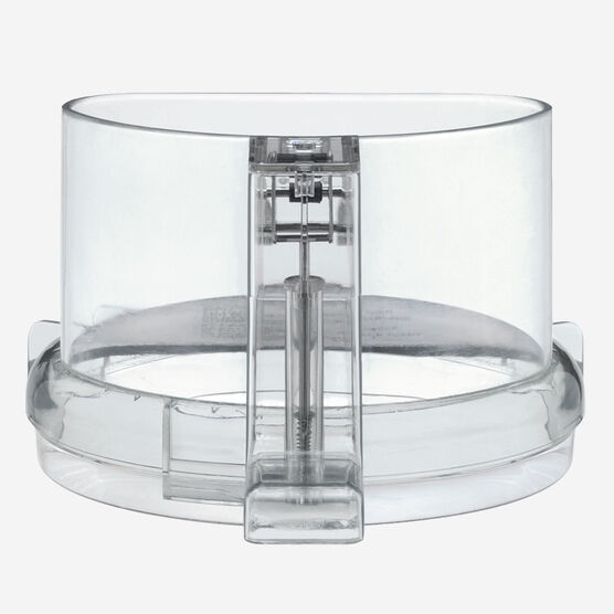 Work Bowl Cover with Large Feed Tube