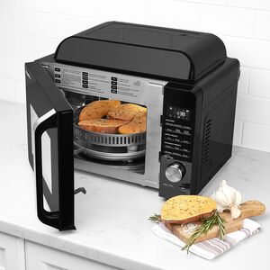 3-in-1 Microwave AirFryer Oven