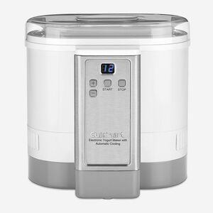 Yaourtière électronique avec refroidissement automatique