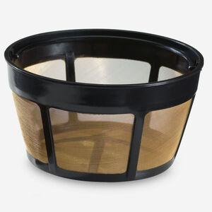 Gold Tone Filter Basket