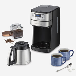 Automatic Grind & Brew 10-Cup Thermal Coffeemaker