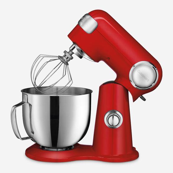 Precision Master 5.5-QT (5.2L) Stand Mixer - Red