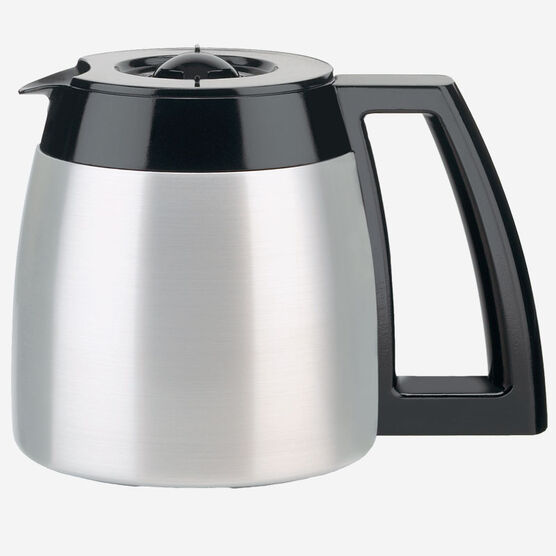 Black Thermal Carafe with Lid