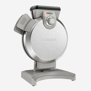 Vertical Waffle Maker with Free Multi-Prep Bowl