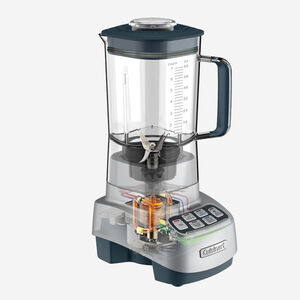 Refurbished 1-HP Duet Blender w/Travel Cups