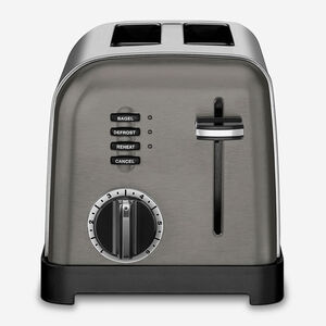 Metal Classic 2-Slice Toaster