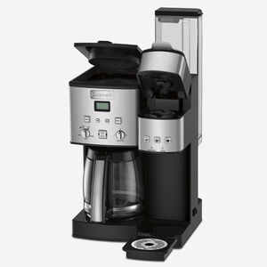 Coffee Center™ 12-Cup Coffeemaker & Single-Serve Brewer