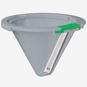 SSL-100 Tambour TR. /RUBAN 2,5 mm vert