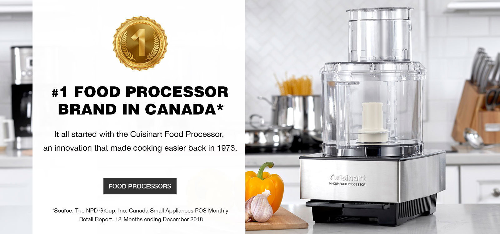 Food Processor Category