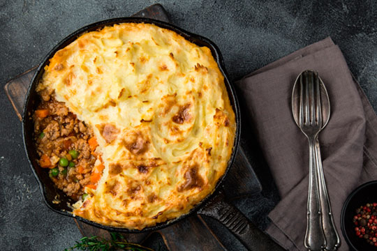 Classic Irish Shepherd's Pie