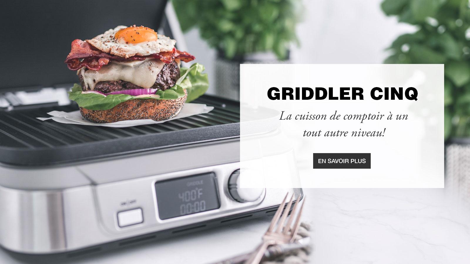 Griddler Five