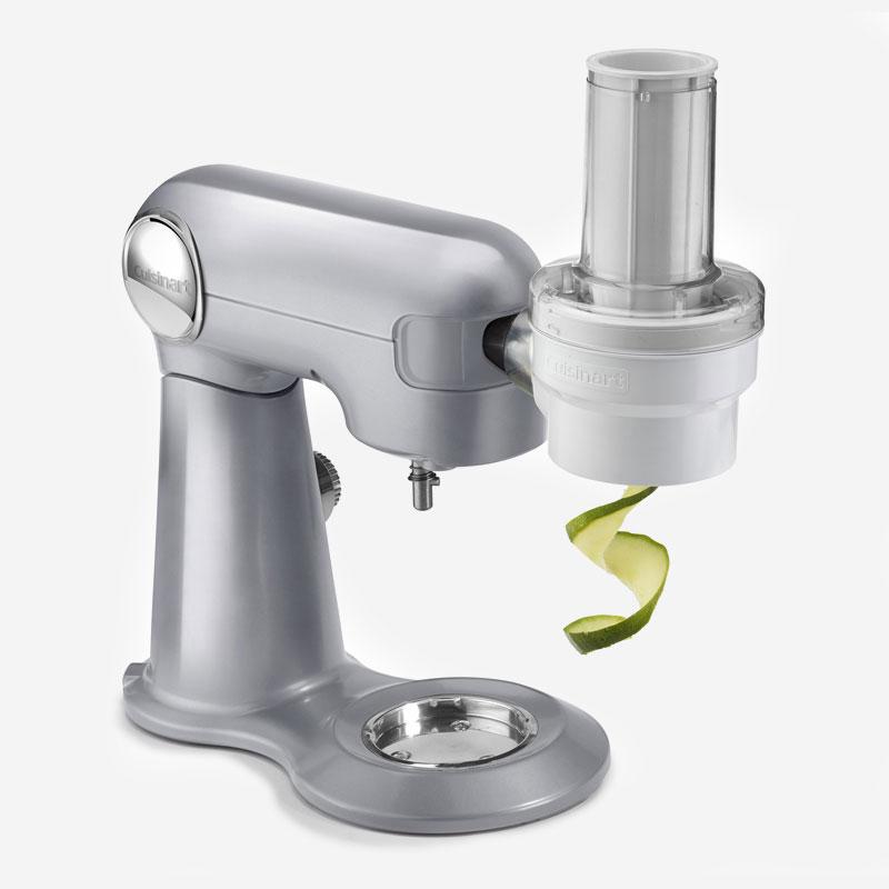 Stand Mixer Spiralizer Slicer Attachment Ca Cuisinart