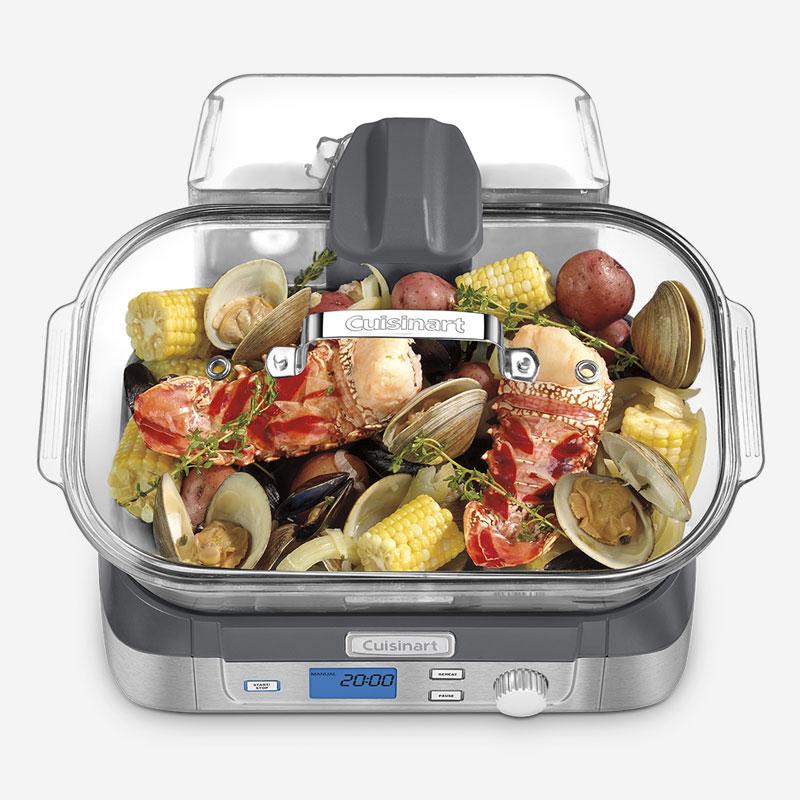 Cuisinart Vegetable Steamer ~ Cookfresh™ digital glass steamer ca cuisinart