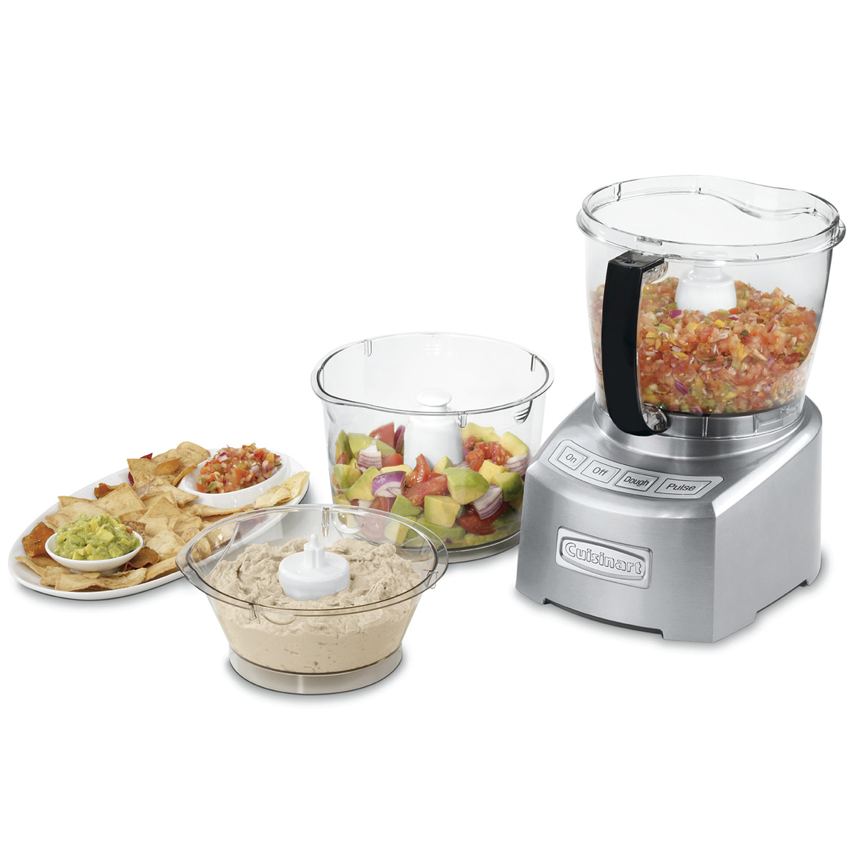 Cuisinart Food Processor How To Turn On