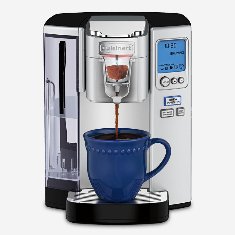 Premium Single Serve Coffeemaker Ca Cuisinart