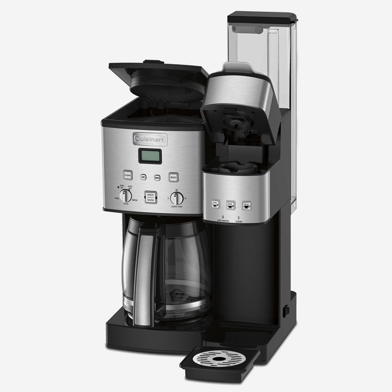 Coffee Center 12 Cup Coffeemaker Single Serve Brewer Ca Cuisinart