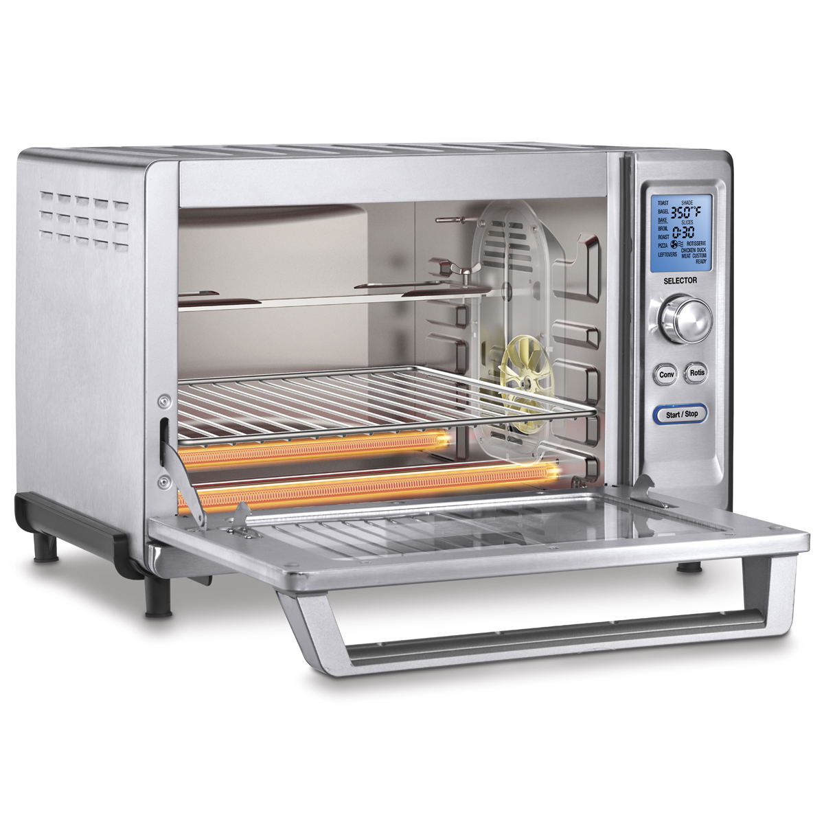 Rotisserie Convection Toaster Oven Cuisinart