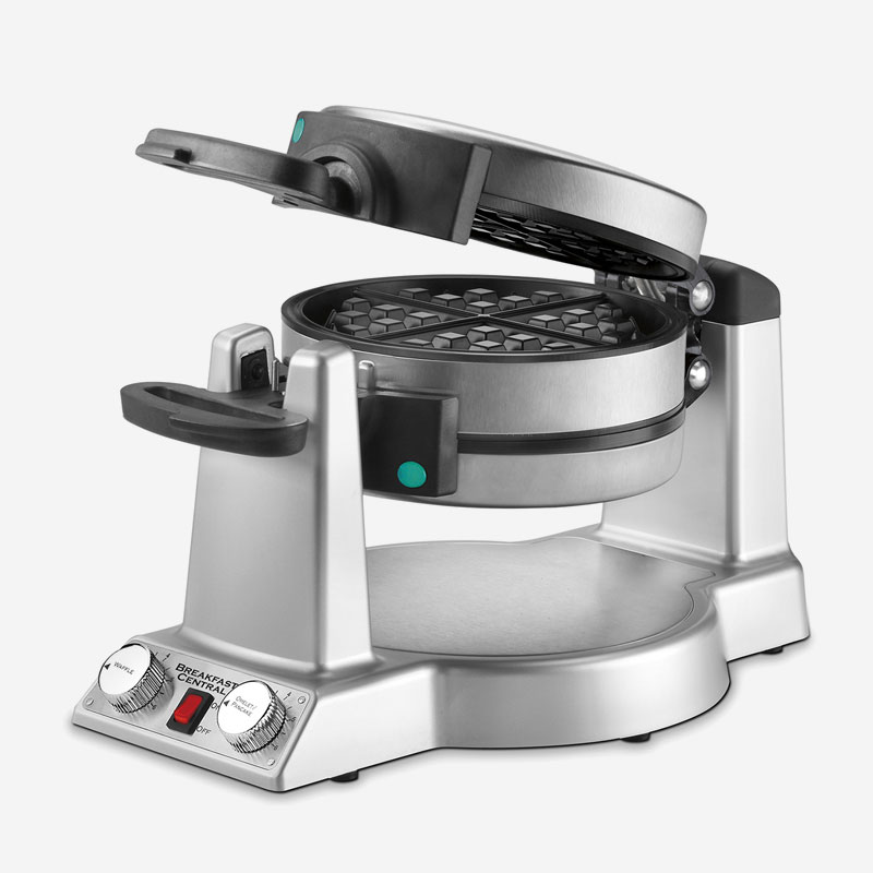 cuisinart belgian waffle maker instructions