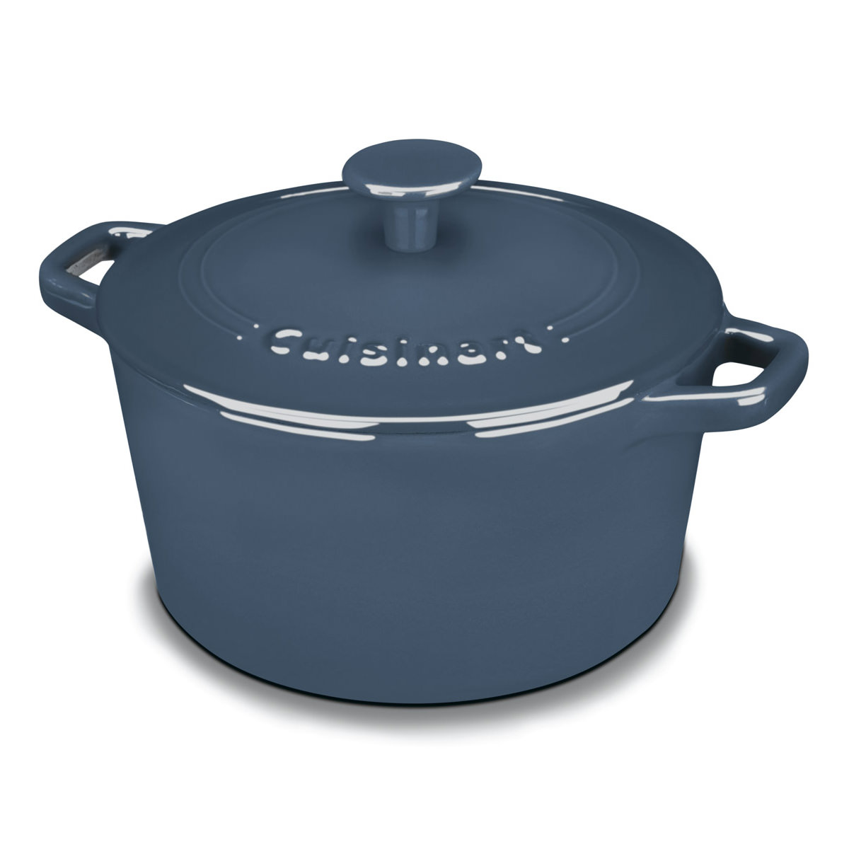 Classic Collection 3 Qt. (2.8L) Enameled Cast Iron Cookware ...