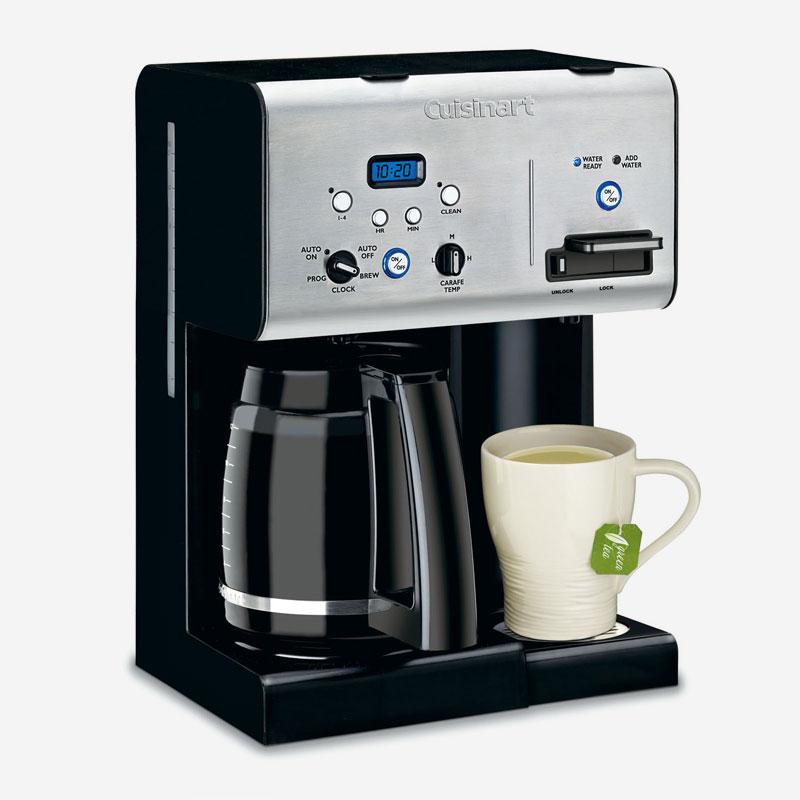 Coffee Plus Cafetiere Programme De 12 Tasses Et Distributeur De L