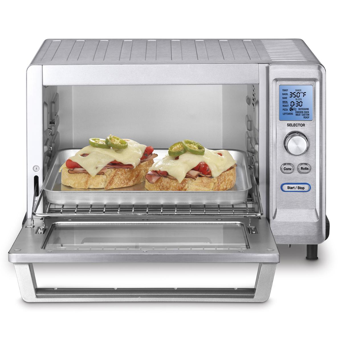 Cuisinart Rotisserie Convection Toaster Oven: Rotisserie Convection Toaster Oven