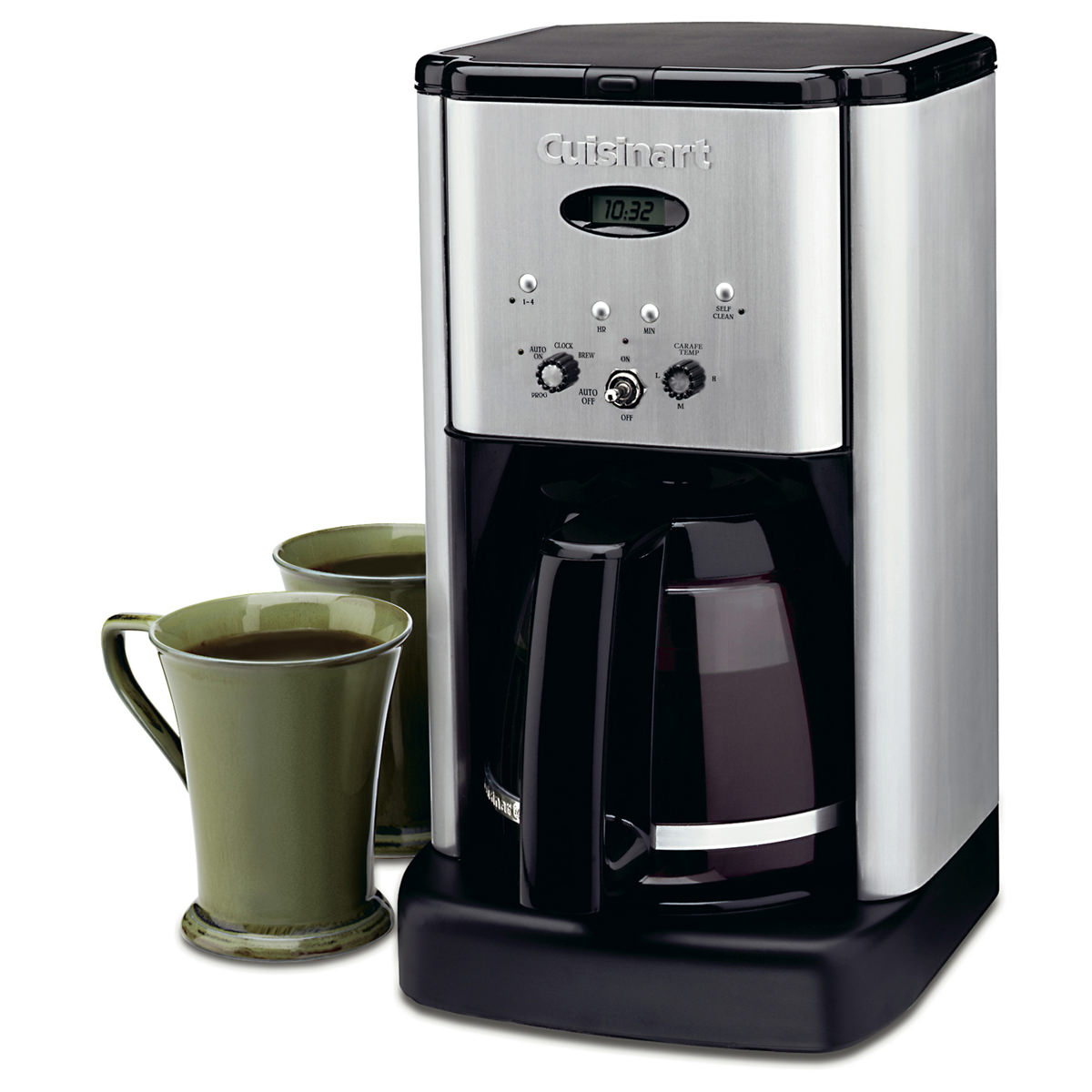 Cuisinart K Cup Coffee Maker Instructions : Brew Central 12-Cup Programmable Coffeemaker Cuisinart