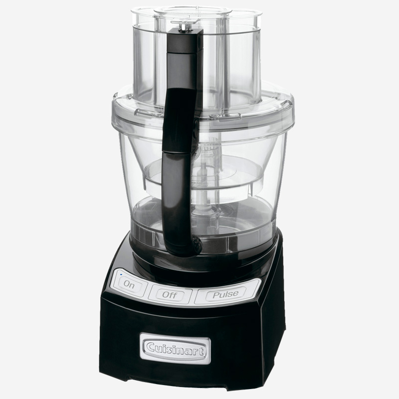 Elite Collection 12 Cup (3 L) Food Processor