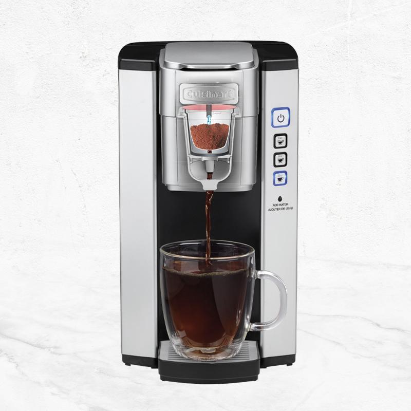 Compact Single Serve Coffeemaker Ca Cuisinart