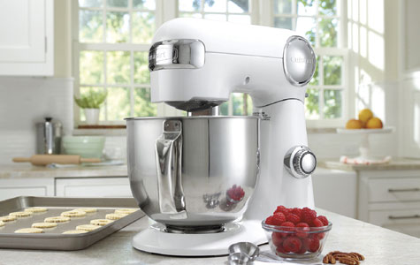 Stand Mixers & Attachments
