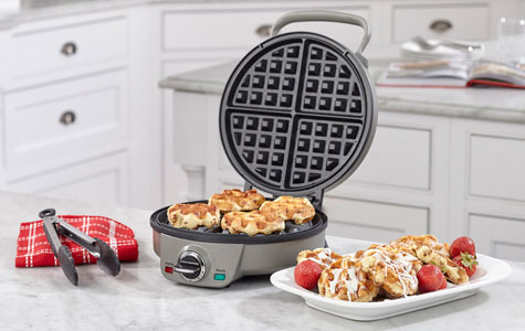 Waffle and Pizzelle Makers