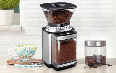 Coffee Grinders & Accessories